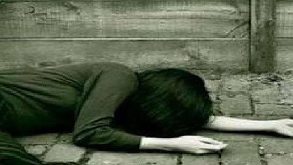 gadis bunuh diri