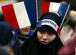 muslim perancis