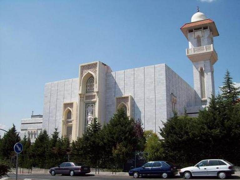 spanyol mosque