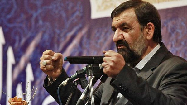 Jenderal Mohsen Rezai