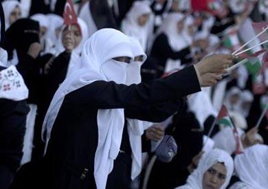 pernikahan massal di Gaza utama