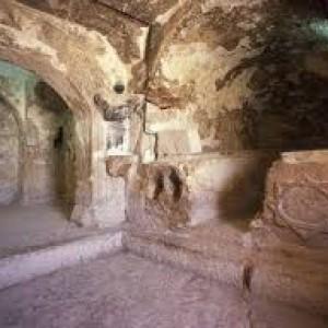 Mukjizat Alqur'an Bagian dalam Gua Ashabul Kahfi
