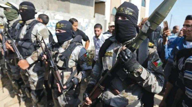 VIVA Militer: Pasukan Hamas Palsetina