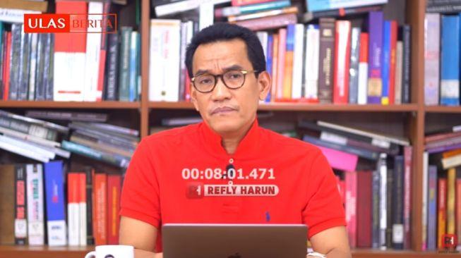 Bandingkan Raffi Ahmad dengan HRS, Refly Harun: Semua Tidak Perlu Ditangkap