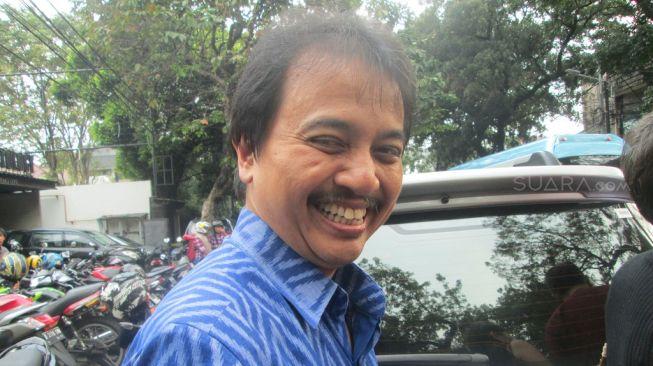 Keras! Roy Suryo Ejek Risma, Kocar Kacir saat Gempa Dituding Mau Nampang