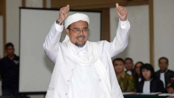 PKS Nilai Seruan Habib Rizieq Bukti Tak Ada Dendam dengan Pemerintah