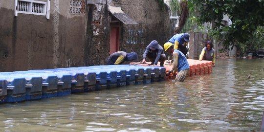 PSI Ajukan Hak Interpelasi Penanganan Banjir Terhadap Anies