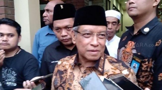 Ketua PBNU Said Aqil Siradj Diangkat Menjadi Komisaris Utama PT KAI
