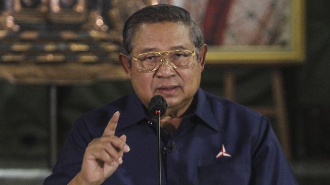 SBY Ungkap Perasaan Soal Moeldoko, Tengku Zul: Kasihan, Berujung Kecewa