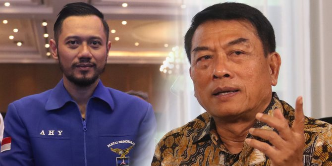 Moeldoko, Ibas Hingga Ridwan Kamil Didorong Jadi Ketum Demokrat saat KLB