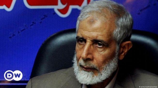 Pemimpin Ikhwanul Muslimin Divonis Penjara Seumur Hidup