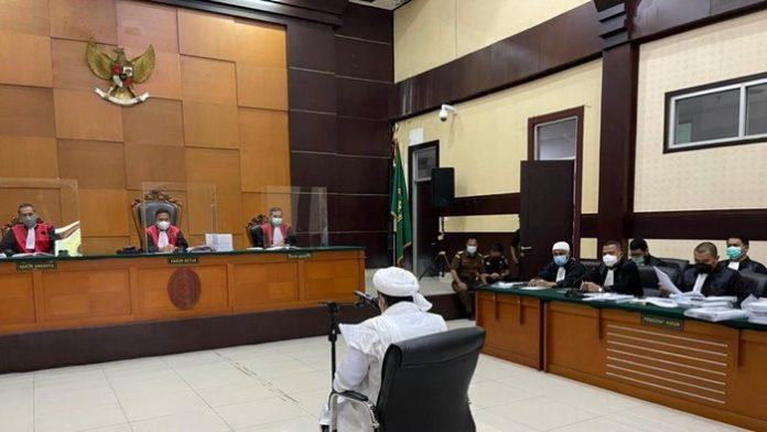Jaksa Semprot Habib Rizieq Ngaku Imam Besar Tapi Biadab!