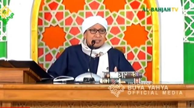 Buya Yahya: Jangan Sampai Mencaci-Rendahkan Habib karena Kesalahannya