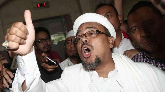 Bagi Habib Rizieq Tak Ada Masalah Puasa di Dalam Penjara atau di Luar