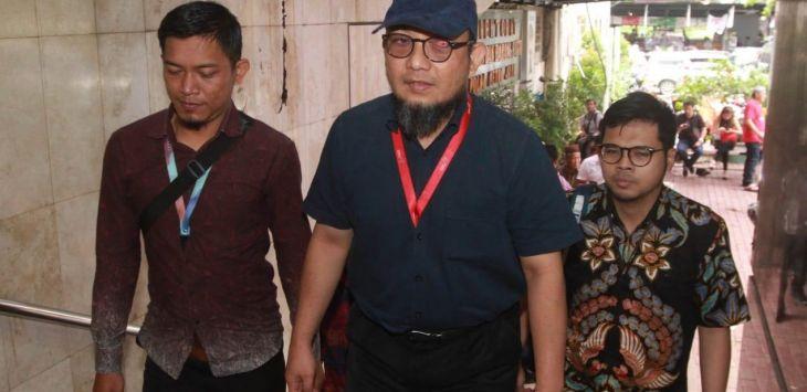 Penyidik Senior KPK Novel Baswedan