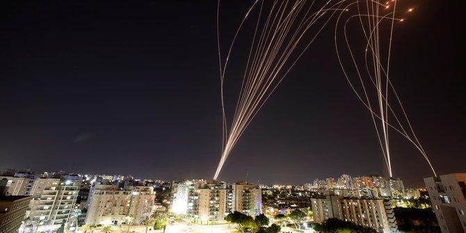Roket-roket Gaza, Persenjataan Rakitan yang Membuat Israel Kalang Kabut