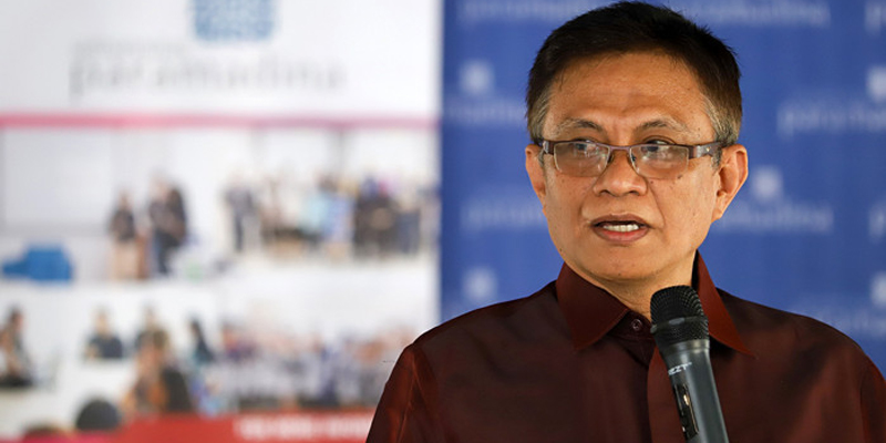 Soal Utang Menggunung, Didik Rachbini Ikut Salahkan DPR Yang Melempem