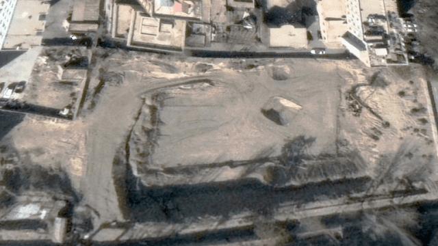 Parah! Masjid Uighur yang Digusur Pemerintah China Malah Mau Dijadikan Hotel