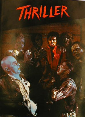Michael Jackson Thriller by Erit07