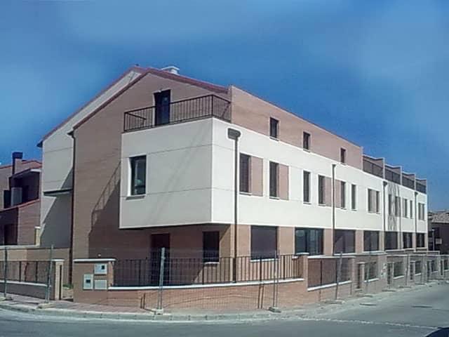 Proyecto.Obra Nueva. Arquitectos Valladolid