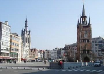 Courtrai, el símbolo de Flandes - Kortrijk 300x214 - Courtrai, el símbolo de Flandes