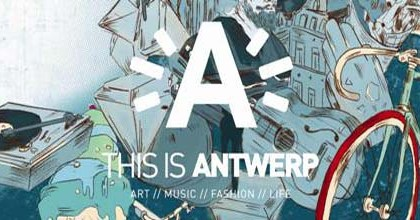 This is Antwerp