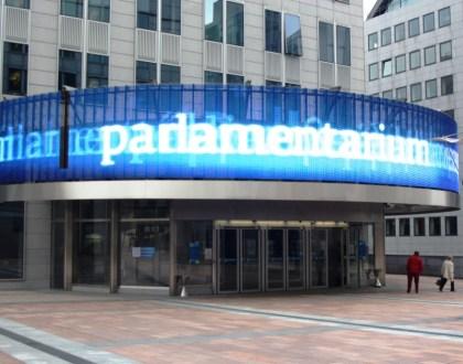 El Parlamentarium de Bruselas