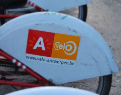 Velo! La bicicleta de Amberes