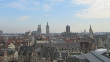 La torres de Gante Un día en Gante. La experiencia - IMG 7630 300x169 - Un día en Gante. La experiencia