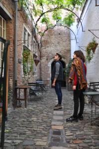 Vlaeykensgang Las calles secretas de Amberes - 1 1 199x300 - Las calles secretas de Amberes