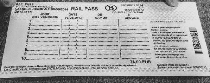 Go-pass-belgica