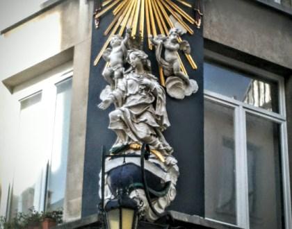 Tradición mariana en Amberes