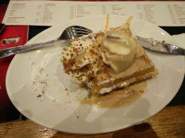 Waffle bruselense
