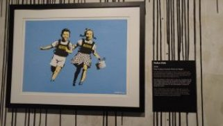 """The Art of Banksy"" Exhibition - 20170202 180805 min 2 300x169 - ""The Art of Banksy"" Exhibition"