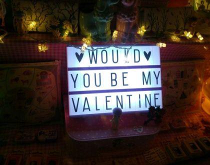 San Valentín arriveert