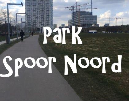 Del verde al puerto | Una ruta por Park Spoor Noord