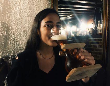 100 tipos de cerveza en un solo bar | Paters Vaetje