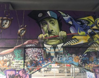 Graffiti & Skate | Rincones de Amberes