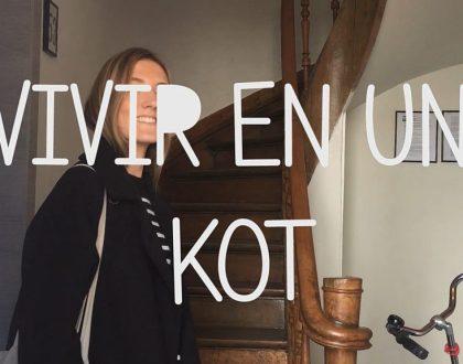 Vivir en un KOT | Alojamiento en Amberes I