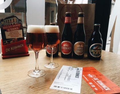 ESPECIAL: Cervecería De Koninck