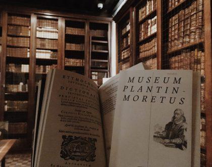 Museo Plantin Moretus | El único del mundo reconocido Patrimonio de la Humanidad