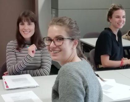 ¡Tandem lingüístico con la Universidad de Amberes!