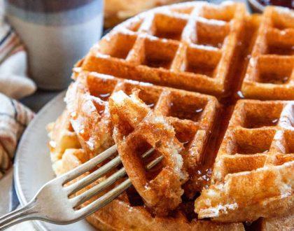 La historia del Waffle