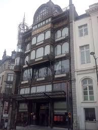 CAM02577 El Art Nouveau por las calles de Bruselas - CAM02577 - El Art Nouveau por las calles de Bruselas