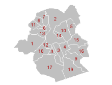 Brussels_Hoofdstedelijk_GewestGemeenten Paseos veraniegos I: Jette, la comuna de Magritte - Brussels Hoofdstedelijk GewestGemeenten - Paseos veraniegos I: Jette, la comuna de Magritte