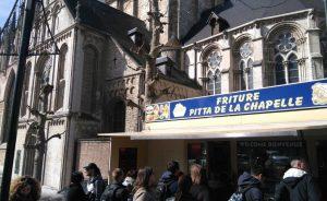 """Top """"friteries"""" de Bruselas - Friture de la Chapelle 300x184 - Top """"friteries"""" de Bruselas"""