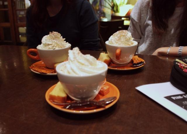 De Metafoor  - De Metafoor1 - Refugios con café II