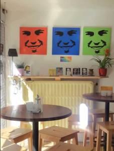 - cafeteria interior 227x300 - Ruta temática: Bares de ambiente en Gante