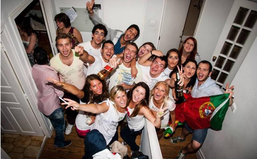 Casa para estudantes universitários Porto