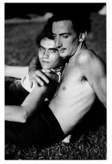 Lorca y Dalí